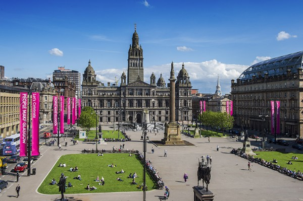 Inspiring City Awards – PEOPLE MAKE GLASGOW