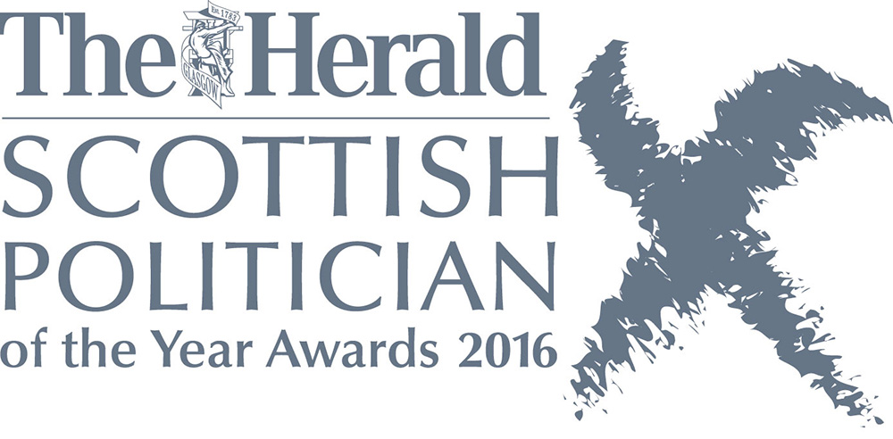 The Herald Scottish Politician of the Year Awards 2016 Logo