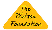the watson foundation logo