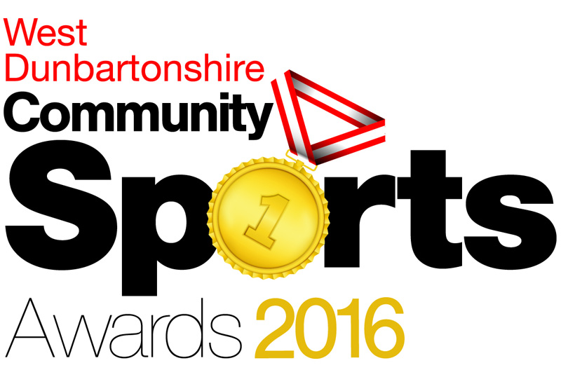 west dunbartonshire community sports awards logo