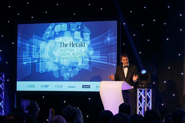 The Herald Scottish Digital Business Awards