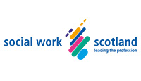 social work scotland logo