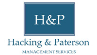 Hacking and Paterson logo