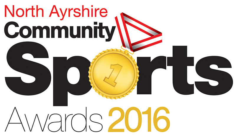 North Ayrshire sports awards logo