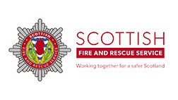 scottish fire service logo