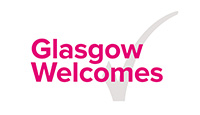 Glasgow Welcomes logo