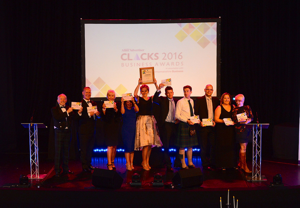Clacks Winners