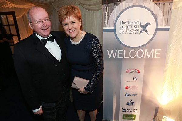 The Herald Scottish Politician of the Year Awards