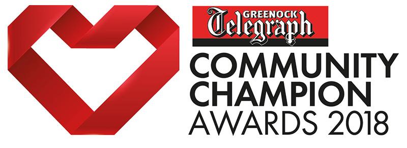 Greenock Champs Logo 2018