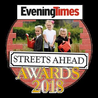Streets Award logo 2018