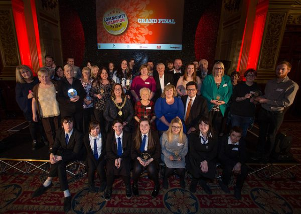 The Glasgow Community Champion Awards