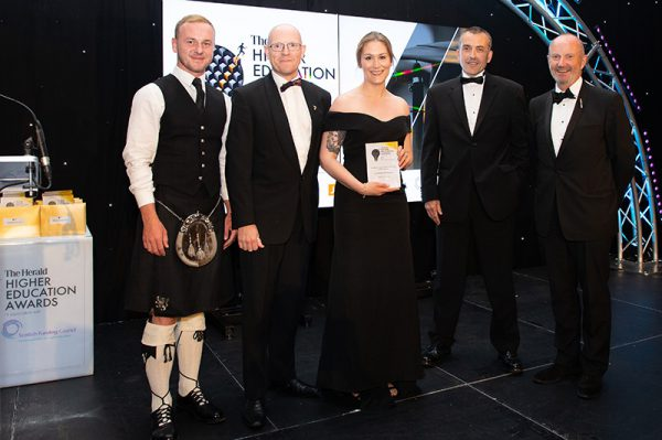 Higher Education Awards 2018 MFG