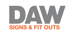 daw signs logo