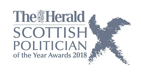 Politician awards logo