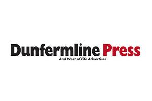Dunfermline Press logo