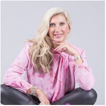 Laura Birrell Founder Sticky Heelz