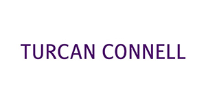 Logo - Turcan Connell logo